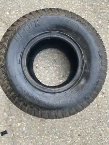 18x9 50 8 Hi Run Lawn Tractor Tire Lightly Used With Lots Of Tread