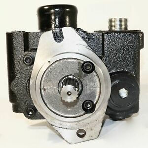 New Hydraulic Charge Pump Oem 87483992 Case Ih Tractors