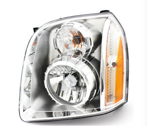 2013 Yukon Headlight Headlamp Head Light Lamp Right Side