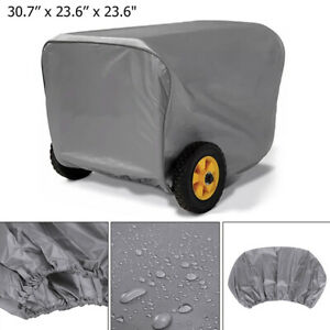 Weather Dustproof Storage Generator Cover For Champion Generator 30 7 23 6