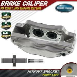 New Brake Caliper For Acura Tl 2004 2008 Base 2007 2008 Type S Front Left Driver