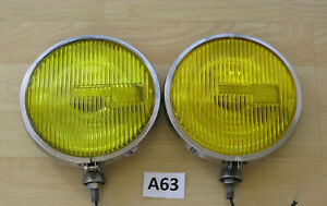 Cibie 45 Iode Fog Driving Light Pair Marchal Carello Hella