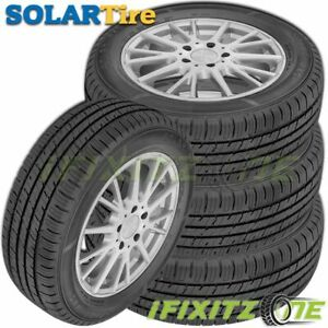4 Solar 4xs 215 60r16 95v All Season M S Performance 45 000mi Tires