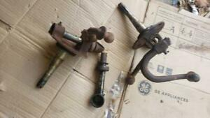 1928 31 Ford Model A Spindles Steering Arms And Tight Pins