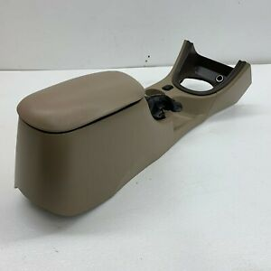 1999 2004 Oem Ford Mustang Center Console With Armrest And Storage s6596