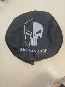 29 30 Inch Spare Tire Cover Molon Labe Suv Rv Fits Jeep Hummer 4 4