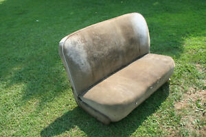 1938 1939 1940 Ford Deluxe Standard Fordor Front Seat Oem