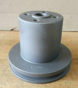 Clark Forklift Continental Engine Used Water Pump Pulley Tm27k 6027 5 Diameter