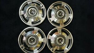 1965 Chevy Corvair Monza 13 Hubcaps 3962