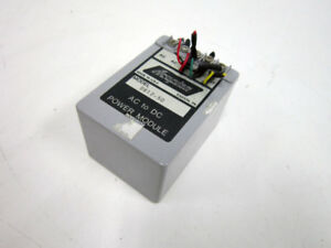 Acopian Db12 50 Ac dc Power Supply Module 12v 0 5a