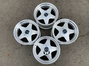 17x11 Wheels Rims 5x4 75 5x120 7 American Racing Aluminum Alloy Mags