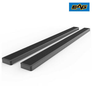 Eag 6 Aluminum Running Board Bracket Fit 02 08 Ram 1500 2500 35