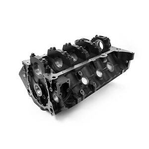 Chevy Sbc 350 B 4 000 M 350 Dh 9 025 4 Bolt Billet Main Iron Engine Block