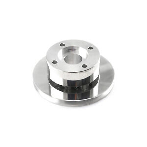 Ford Sb 289 302 Windsor 1v Supercharger 1 Groove Accessory Drive Pulley