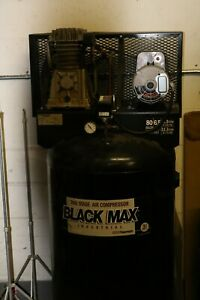 Blackmax 2 Stage 80 Gal Compressor