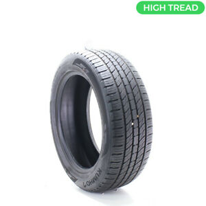 Used 235 55r19 Kumho Crugen Premium 101h 9 32