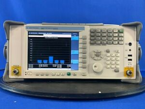 Agilent N1996a Csa Spectrum Analyzer 100 Khz To 3 Ghz With Option 503