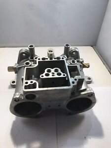 Dellorto Dhla 40 Carburetor Body For Alfa Romeo Nos