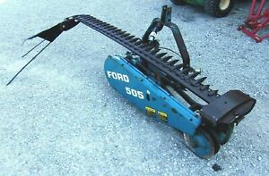 Ford 505 Belt Type Sickle Mower 7 Ft free 1000 Mile Delivery From Kentucky