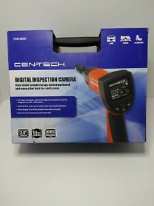 New Cen Tech Digital Inspection Camera For Car Home Plumbing Item 62359