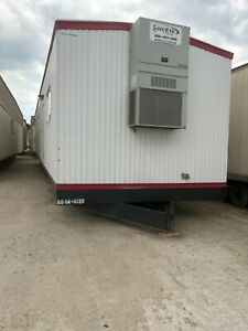 Used 2014 12 X 60 Mobile Office Trailer S 6120 Houston Tx
