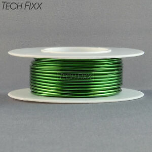 Magnet Wire 20 Gauge Awg Enameled Copper 39 Feet Coil Winding And Crafts Green