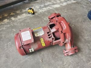 New Old Stock Armstrong 1 Hp 230 460v Centrifugal Pump Model 1 5d
