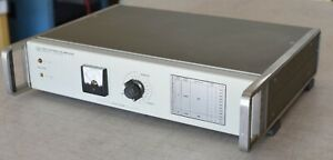 Hp 5087a Distribution Amplifier 6 X 5 Mhz Output Channels Refirbushed