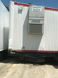 Used 2013 24 X 60 Doublewide Office Trailer S 5645 A b Houston Tx