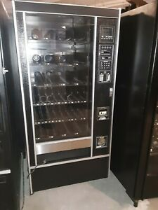 Rowe Snack Vending Machine Model 4900jr Working And Tested Good