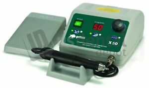 Buffalo Dental X50 Brushless Electric Lab Handpiece System 120v 50 000 Rpm