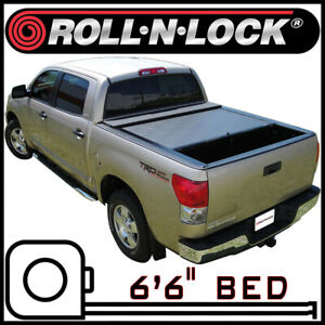 Roll N Lock Locking Retractable Tonneau Cover Fits 2007 2020 Tundra 6 6 Bed