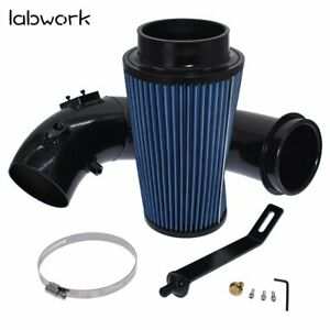 Oiled Cold Air Intake Kit Filter For 2007 5 2012 Dodge Ram 6 7l Cummins Diesel