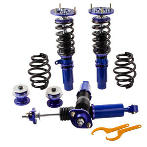 Coilover Sets For Bmw E46 3 Series Coilover Adjustable Height Strut Shocks