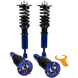Complete Coilovers Suspension Kit For Mitsubishi Eclipse 95 99 Adj Height Shock