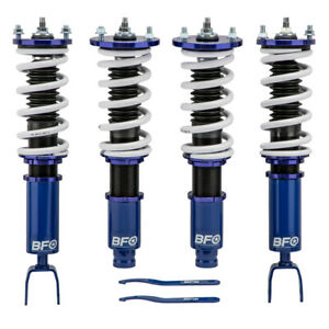 Racing Coilover Suspension Kits For Honda Accord 8th Gen 2008 2012 Adj Height