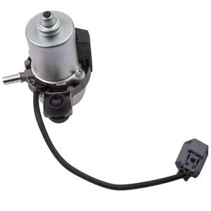 Electric Vacuum Pump Power Brake Booster Auxiliary Pump Assembly For Gm 12v