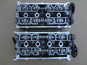 2003 2004 Mustang 4 6 Svt Cobra Cylinder Heads Cams Dohc 4 Thread Sku Xx558