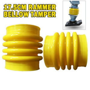 Yellow Bellows Boot For Wacker Rammer Compactor Tamper Jumping Jack 17 5cm Usa 1