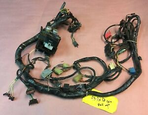 Jeep Yj Right Hand Drive Under Dash Wiring Harness 92 95 Wrangler Wire 9 Pin