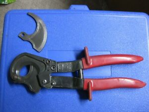Klein Tools Ratcheting Cable Cutter 63060 Extra Cutting Blade