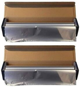 18 Inch X 500 Feet Aluminum Foil Chemical Toxin free Safe Food Wrapping Paper