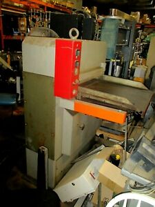 Heated Hydraulic Platen Press 50 Ton _first Come First Served