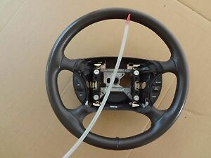 2003 2004 Mustang Cobra Steering Wheel Leather Sku Mm275