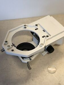 Zeiss Axioplan 2 Stage Carrier And Condenser Mount