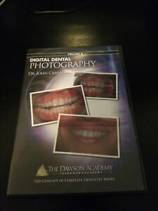 Digital Dental Photography Dvd Dr John Cranham