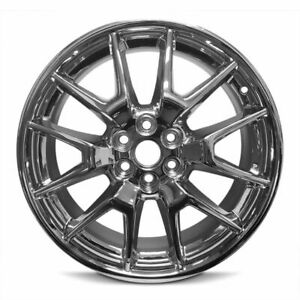 New 4 Pack Rims 20x8 Aluminum Wheel Rims 13 16 Cadillac Srx 12 Spokes 5 114 3mm