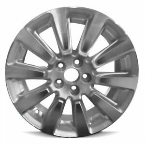 New 4 Pack Rims For 2011 2020 Toyota Sienna 18 Inch Aluminum Rims Silver 114 3mm