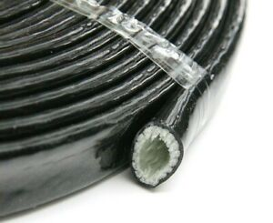 1 2 Fire Sleeve Heat Guard Turbo Hose Pipe Oil Wiring Insulation 3 Foot