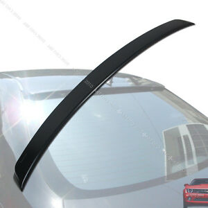 For Toyota Corolla Altis Rear Roof Spoiler Wing 2012 Unpainted